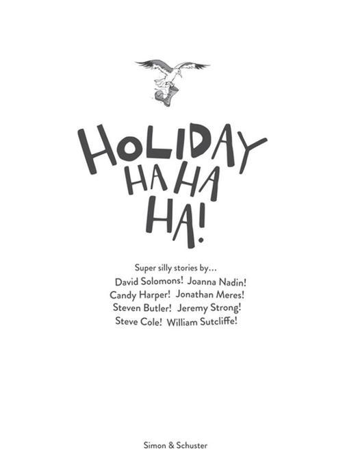 Holiday Ha Ha Ha!