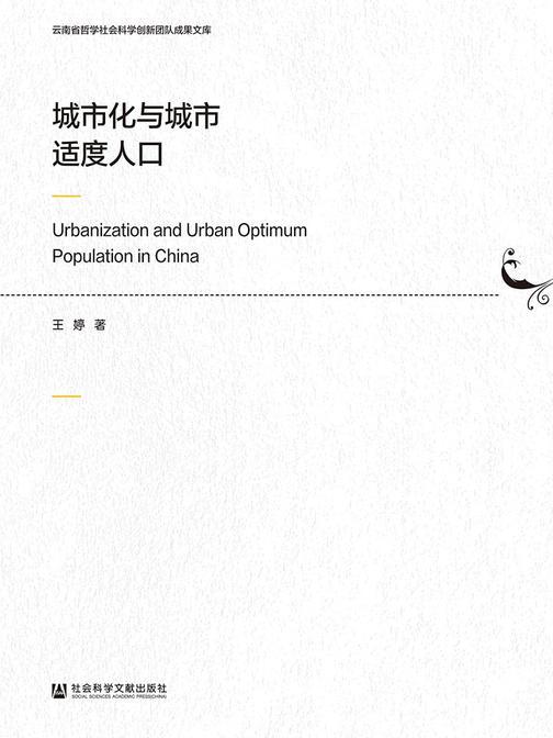 城市化与城市适度人口