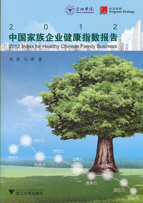 2012中国家族企业健康指数报告