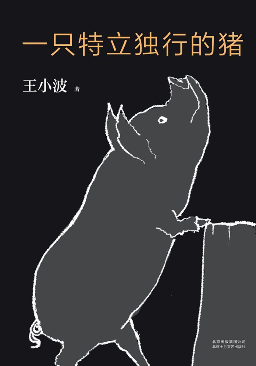 一只特立独行的猪(王小波杂文精选集)