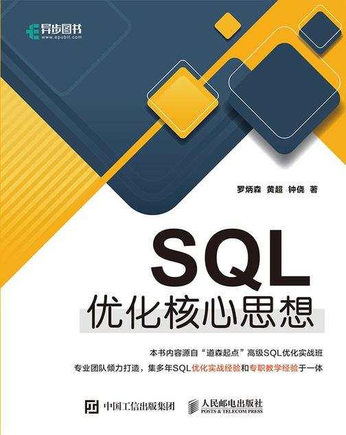 SQL优化核心思想
