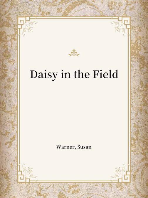 Daisy in the Field