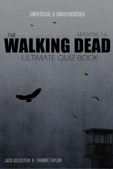 Walking Dead Ultimate Quiz Book