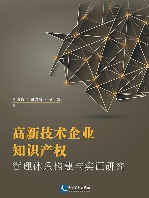 高新技术企业知识产权管理体系构建与实证研究