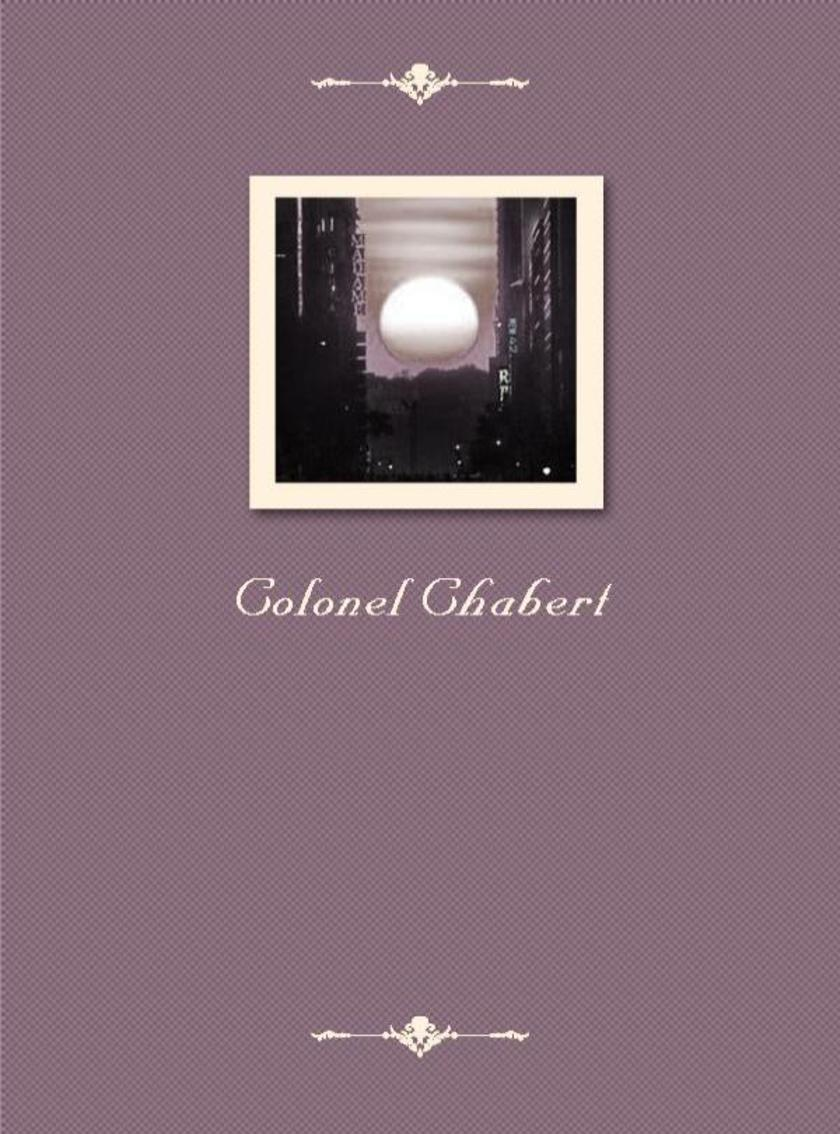 Colonel Chabert