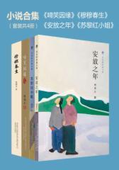 啼笑因缘+安放之年+穆穆春生+苏黎红小姐合集(套装共4册)