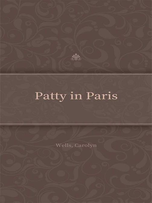 Patty in Paris