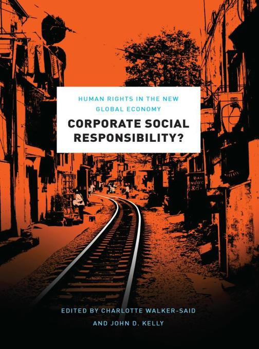 Corporate Social Responsibility?