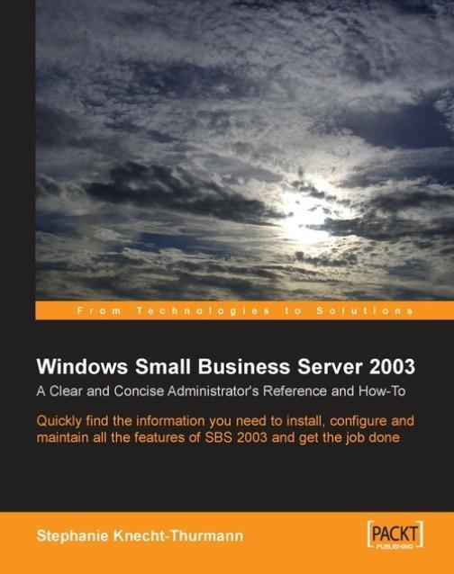Windows Small Business Server SBS 2003