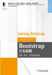 Bootstrap开发精解:原理、技术、工具及最佳实践