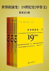 世界的演变:19世纪史(甲骨文)(全3册)