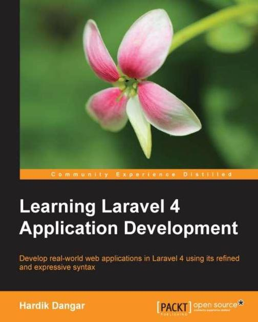 Learning Laravel 4 Application Development
