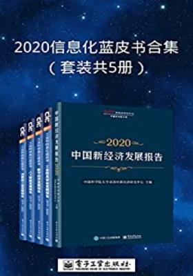 2020信息化蓝皮书合集(套装共5册)