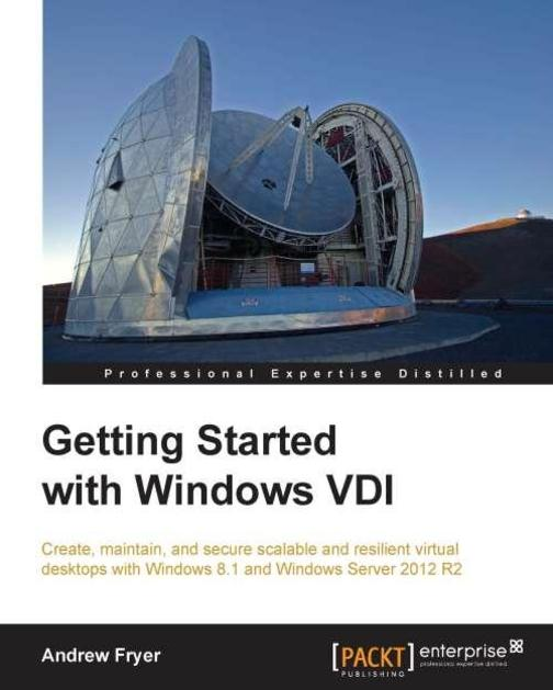 Getting Started with Windows VDI