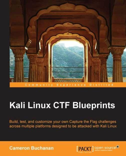 Kali Linux CTF Blueprints