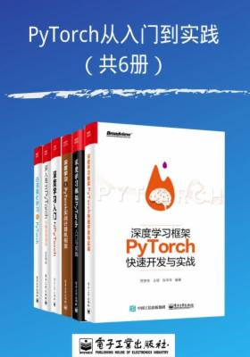 PyTorch从入门到实践(共6册)