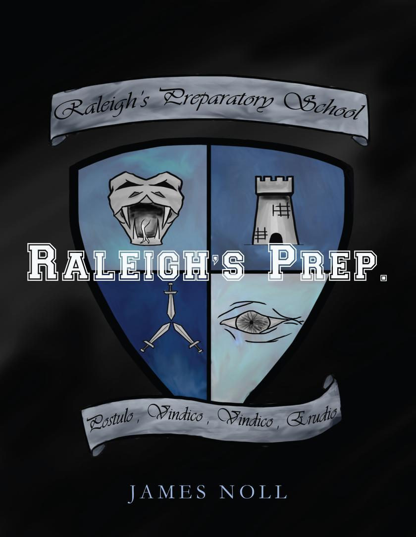 Raleigh's Prep: Book The First in the Topher Trilogy