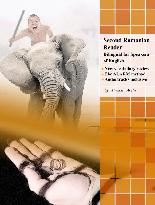 Second Romanian Reader: Bilingual for Speakers of English