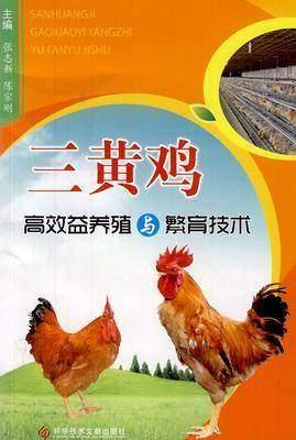 三黄鸡高效益养殖与繁育技术(仅适用PC阅读)