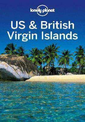 Lonely Planet US & British Virgin Islands