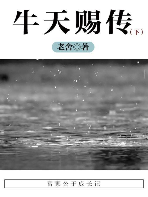 老舍经典:牛天赐传(下)