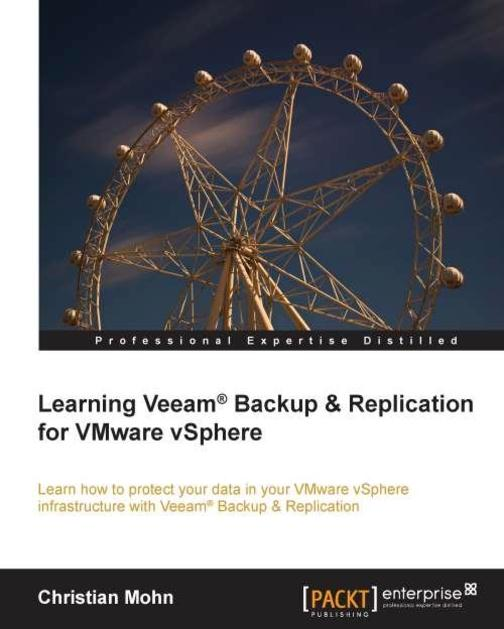 Learning Veeam? Backup & Replication for VMware vSphere