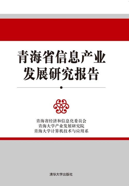 青海省信息产业发展研究报告