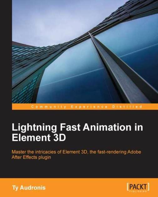 Lightning Fast Animation in Element 3D