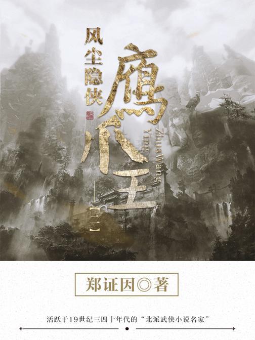 经典武侠小说:风尘隐侠鹰爪王-2