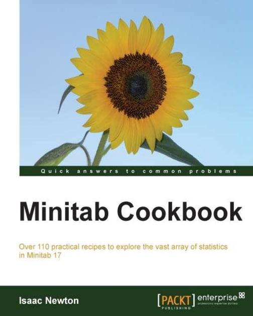 Minitab Cookbook
