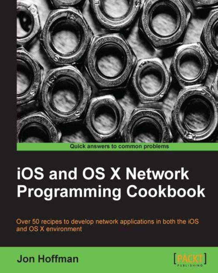iOS and OS X Network Programming Cookbook