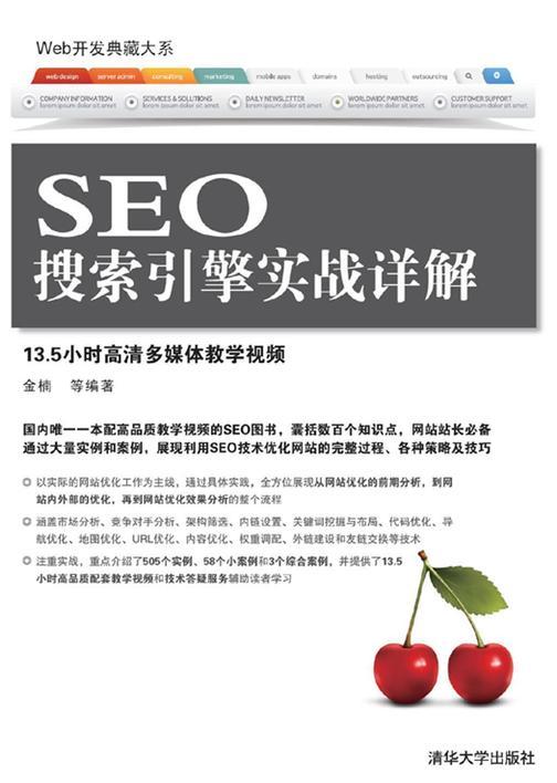 SEO搜索引擎实战详解(光盘内容另行下载,地址见书封底)