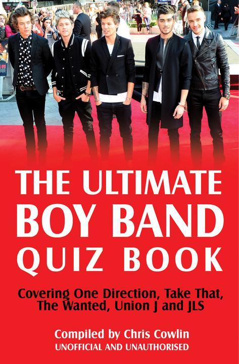 Ultimate Boy Band Quiz Book