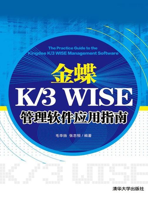 金蝶 K/3 WISE 管理软件应用指南