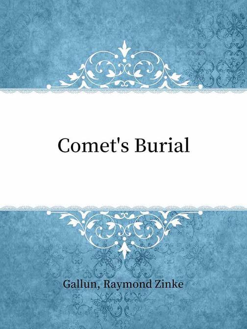 Comet's Burial