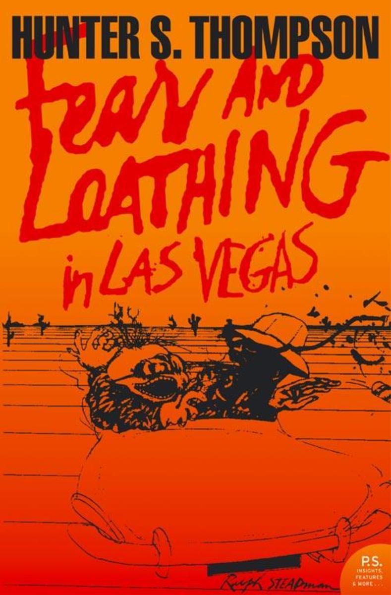 Fear and Loathing in Las Vegas (Harper Perennial Modern Classics)