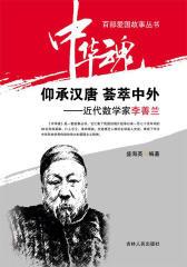 仰承汉唐荟萃中外:近代数学家李善兰