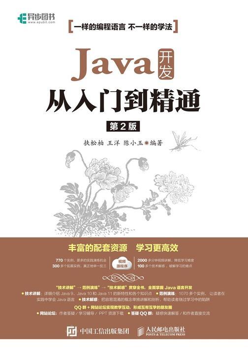 Java 开发从入门到精通(第2版)