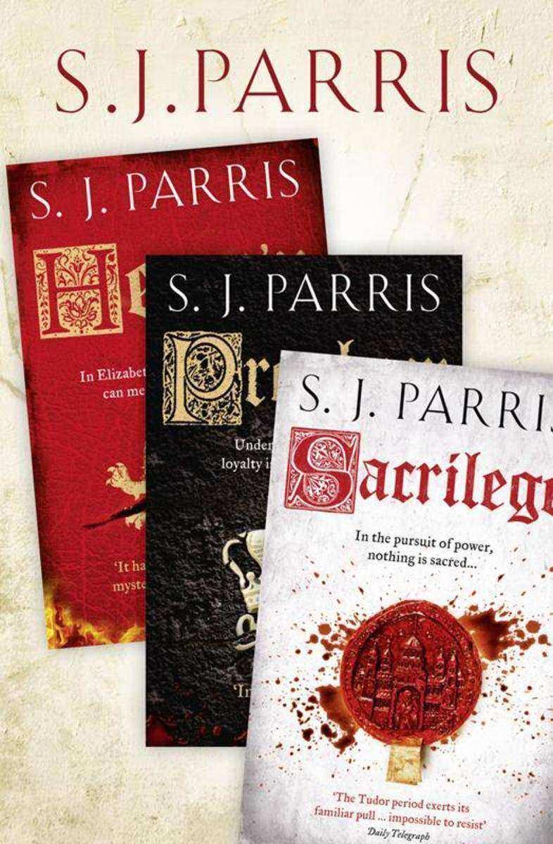 Giordano Bruno Thriller Series Books 1-3: Heresy, Prophecy, Sacrilege