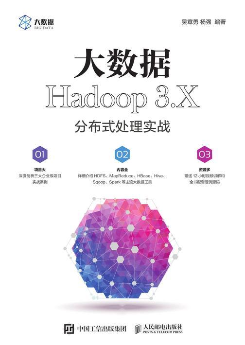 大数据Hadoop 3.X分布式处理实战