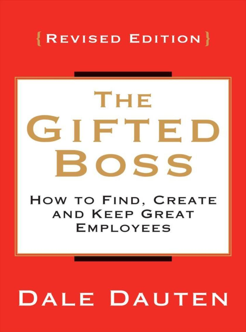 The Gifted Boss