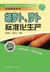 胡萝卜、萝卜标准化生产