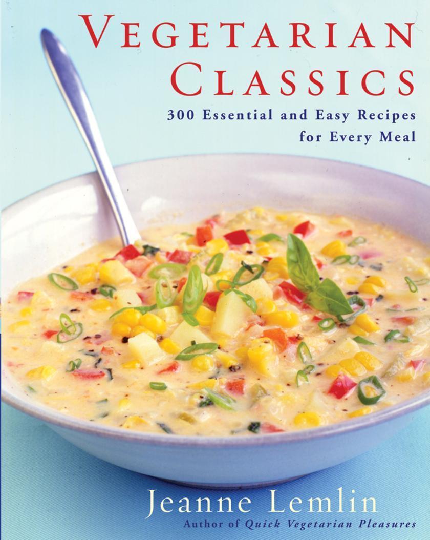 Vegetarian Classics