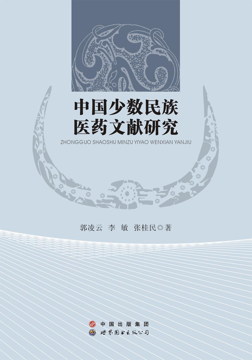 中国少数民族医药文献研究(仅适用PC阅读)