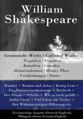 Gesammelte Werke / Collected Works: Trag?dien / Tragedies + Kom?dien / Comedies