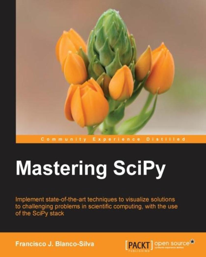 Mastering SciPy
