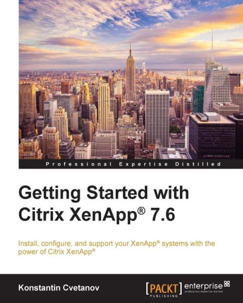 Getting Started with Citrix XenApp? 7.6