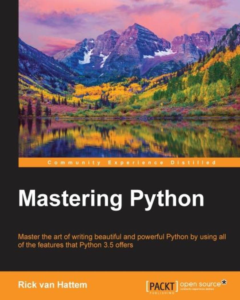 Mastering Python