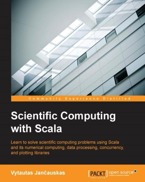 Scientific Computing with Scala
