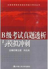 B级考试真题透析与模拟冲刺(仅适用PC阅读)